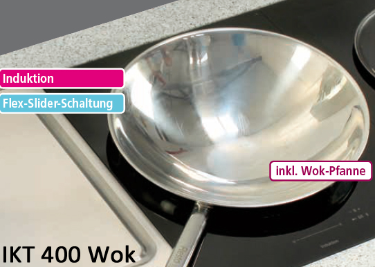 IKT 400 Wok - Domino